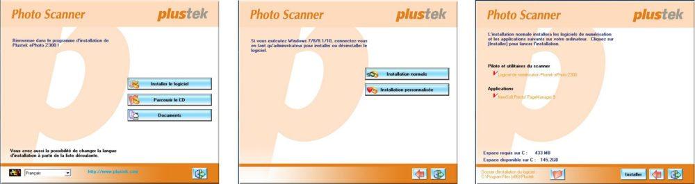 5 Scanner Plustek ePhoto Z300 ... un scanner haute qualité