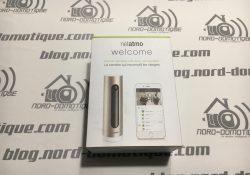 Présentation et test de la caméra Netatmo Welcome