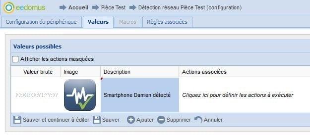 08 Mise à jour Eedomus - Utilisation du détecteur DHCP