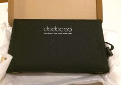 Présentation du chargeur solaire Dodocool DA69