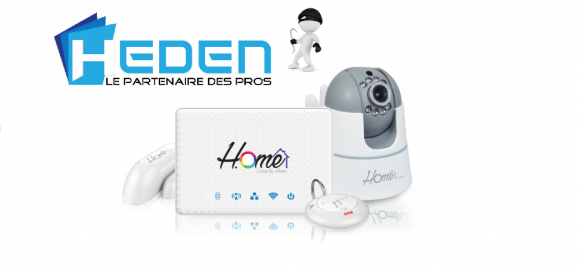 Notre Veille : H.ome Living by Heden | Domotique Info