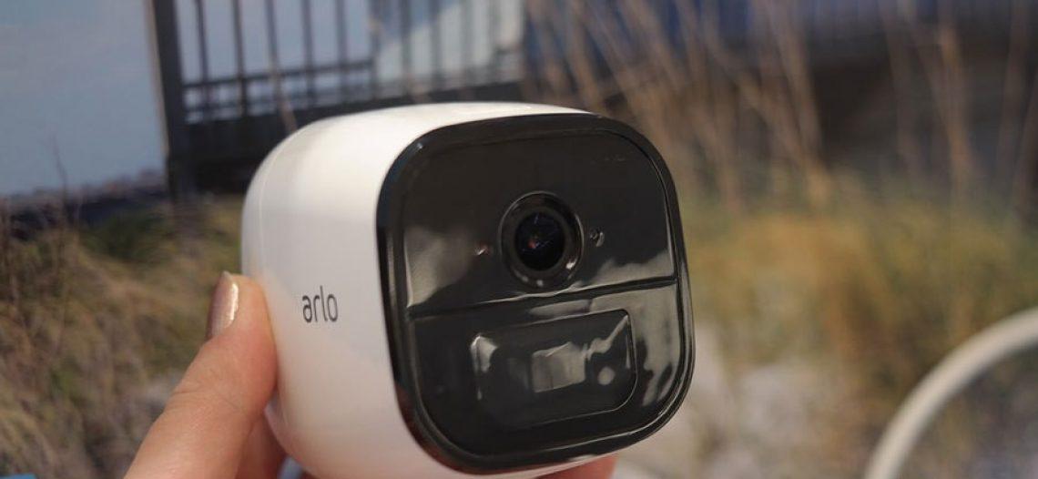 Notre Veille : Arlo Go, la nouvelle caméra de surveillance de Netgear