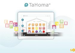 TaHoma … une box domotique by Somfy
