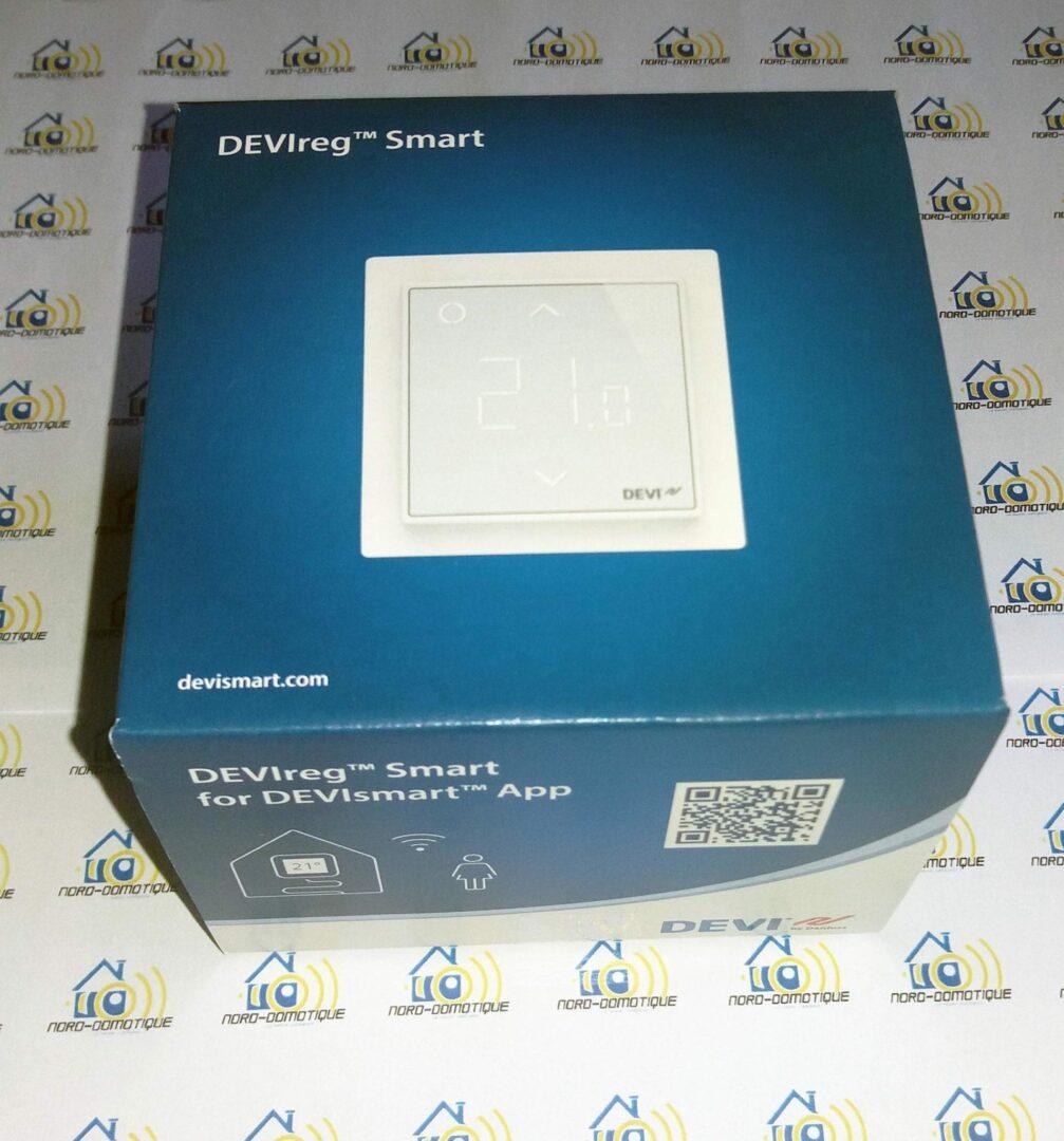 02 Le DEVIreg Smart, un thermostat connecté par Deleage / Danfoss