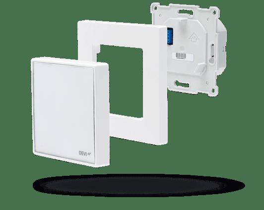 04 Le DEVIreg Smart, un thermostat connecté par Deleage / Danfoss