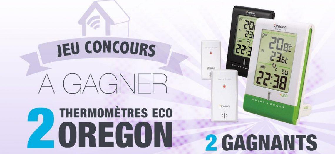 Notre Veille : #CONCOURS: 2 stations Oregon à gagner !