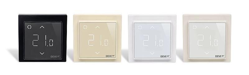 05b Le DEVIreg Smart, un thermostat connecté par Deleage / Danfoss