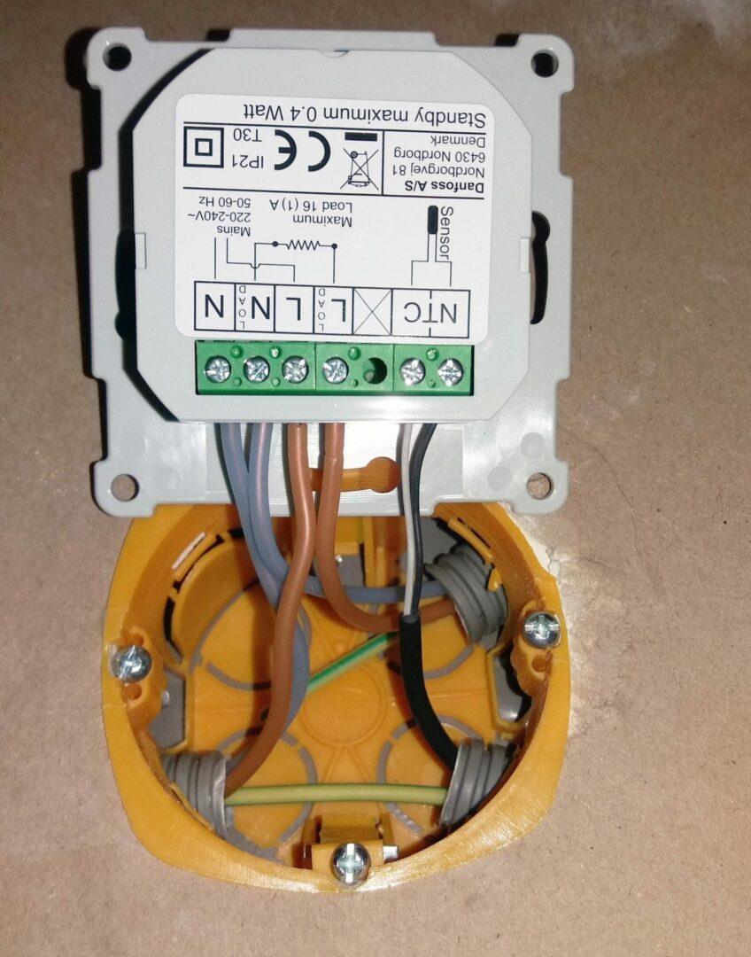 20 Le DEVIreg Smart, un thermostat connecté par Deleage / Danfoss