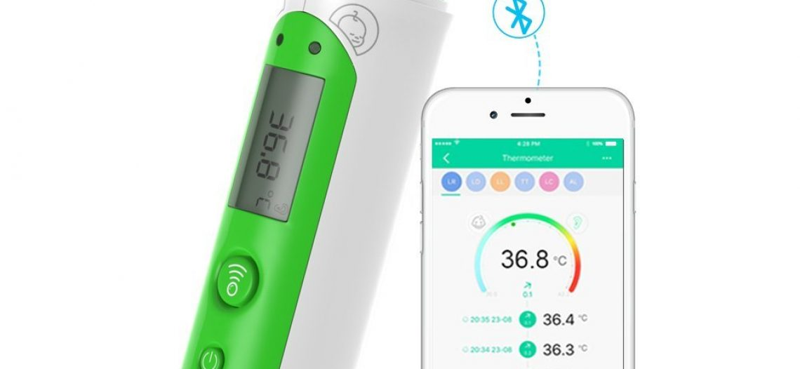 Notre Veille : Thermomètre Bluetooth Koogeek Déballage Test Jeedom