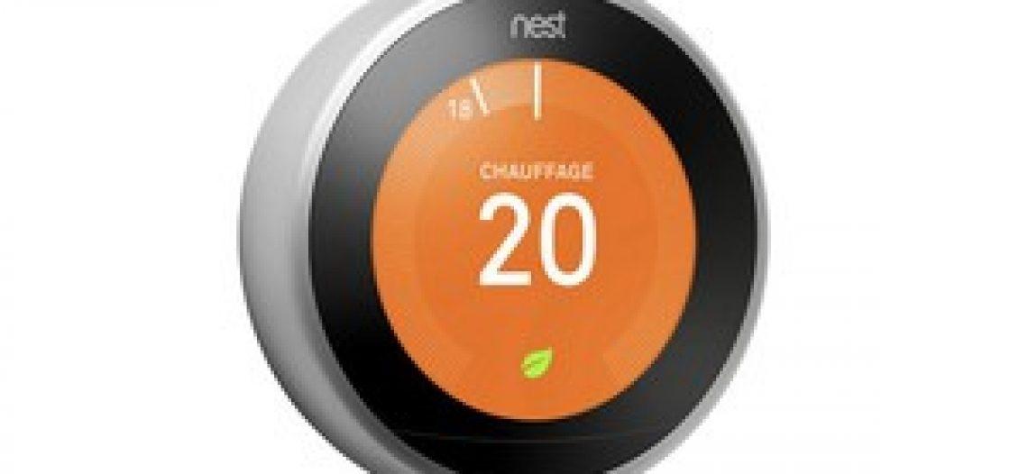 Notre Veille : De nouveaux produits Nest bientôt officiels