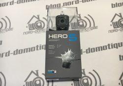 Présentation et test de la GoPro Hero5 Session
