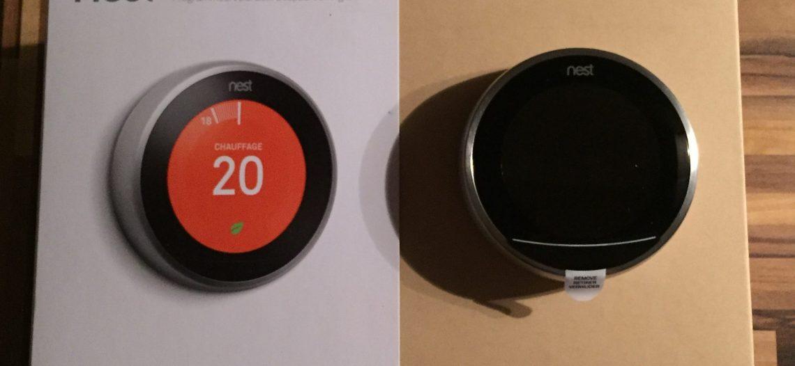 (terminé) Jeu concours : Gagner le thermostat NEST