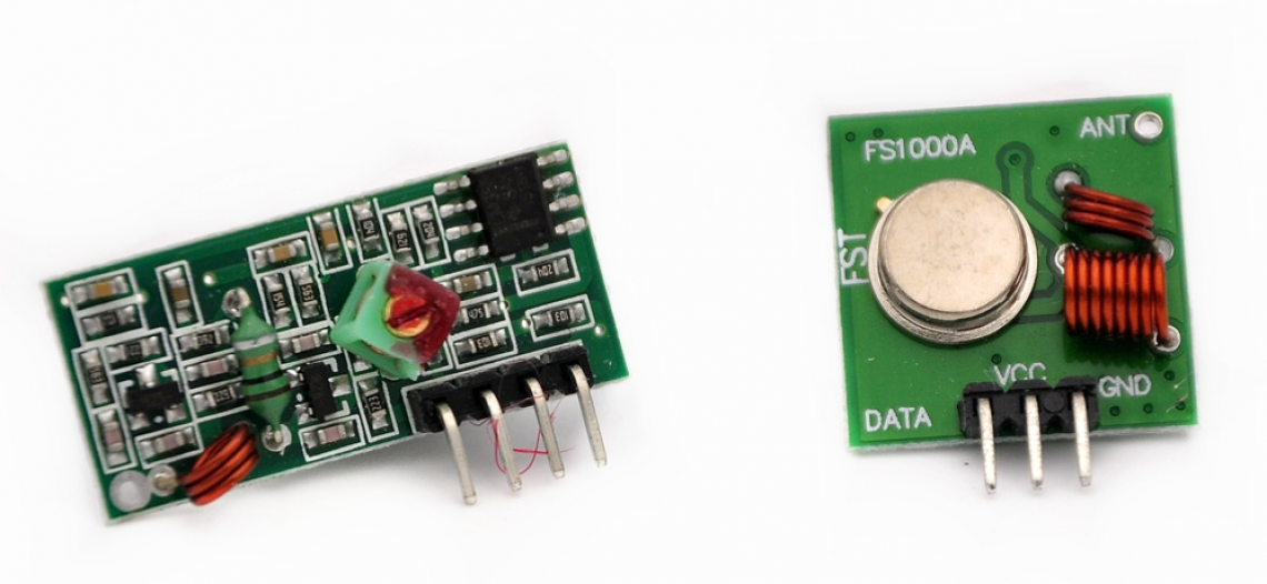 Notre Veille : Projet Arduino: Domotiser sa boite aux lettres pour 6 euros ? C'est possible !