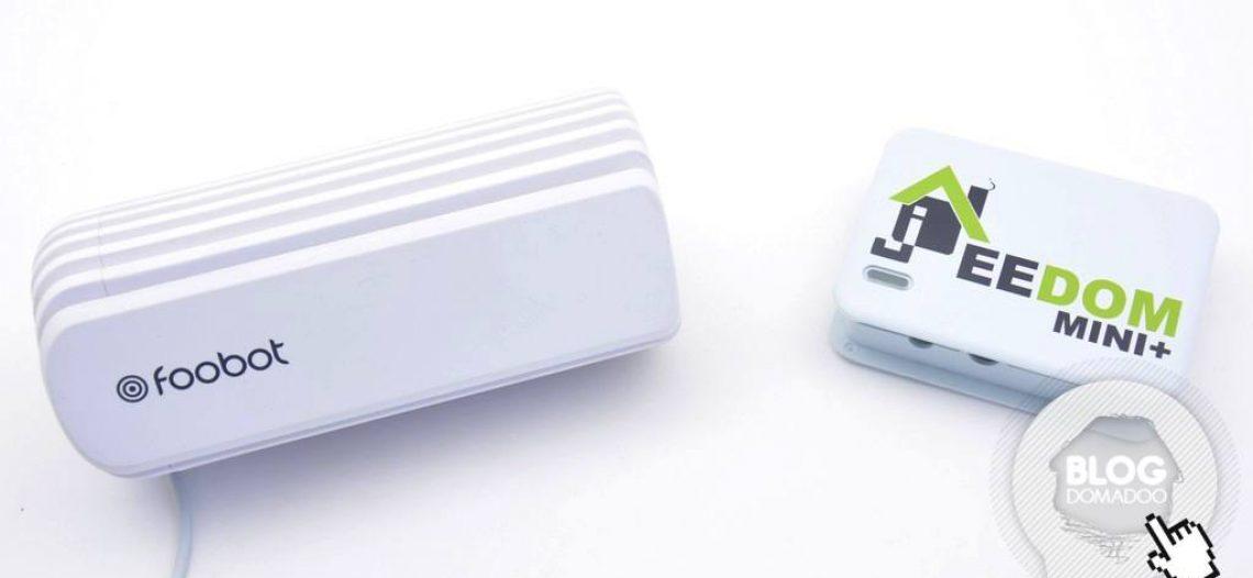 Notre Veille : Soignez la qualité de l'air de votre foyer avec Foobot et la box Jeedom