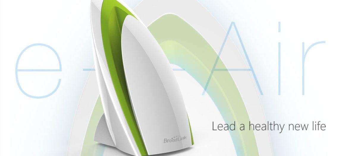 Notre Veille : Broadlink e-Air A1: une alternative à Netatmo, sans cloud, pour 35€ ?