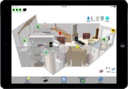 Application Vera MiOS Remote sur AppStore