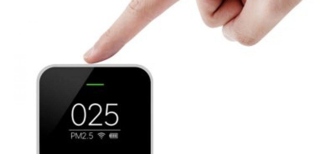 Notre Veille : Xiaomi PM2.5 le détecteur de qualité de l'air WAF – Déballage Test Avis