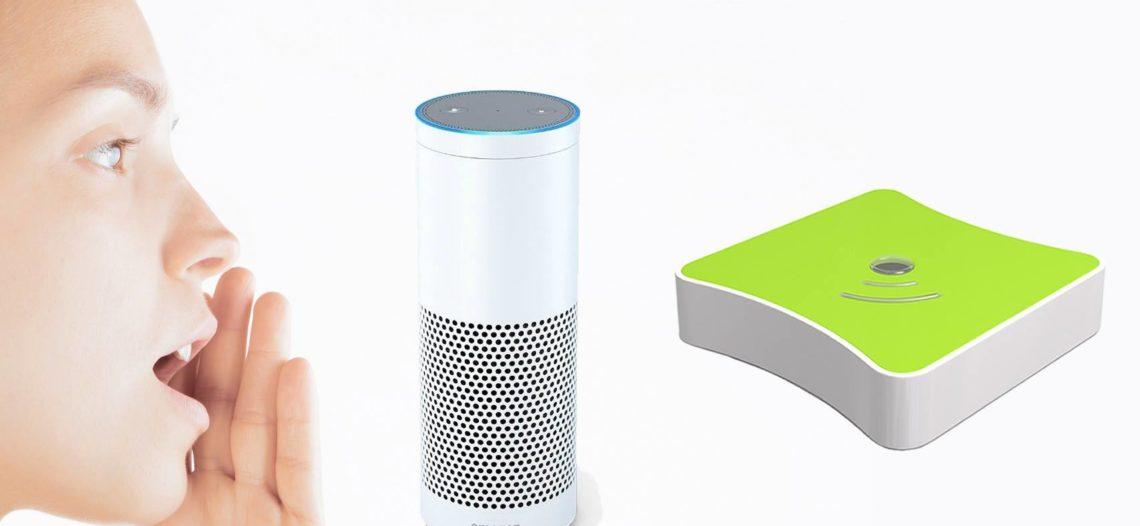 Notre Veille : Et l'eedomus devient compatible Amazon Alexa !