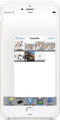 3 Application Vera MiOS Remote sur AppStore