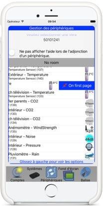 4-1 Application Vera MiOS Remote sur AppStore