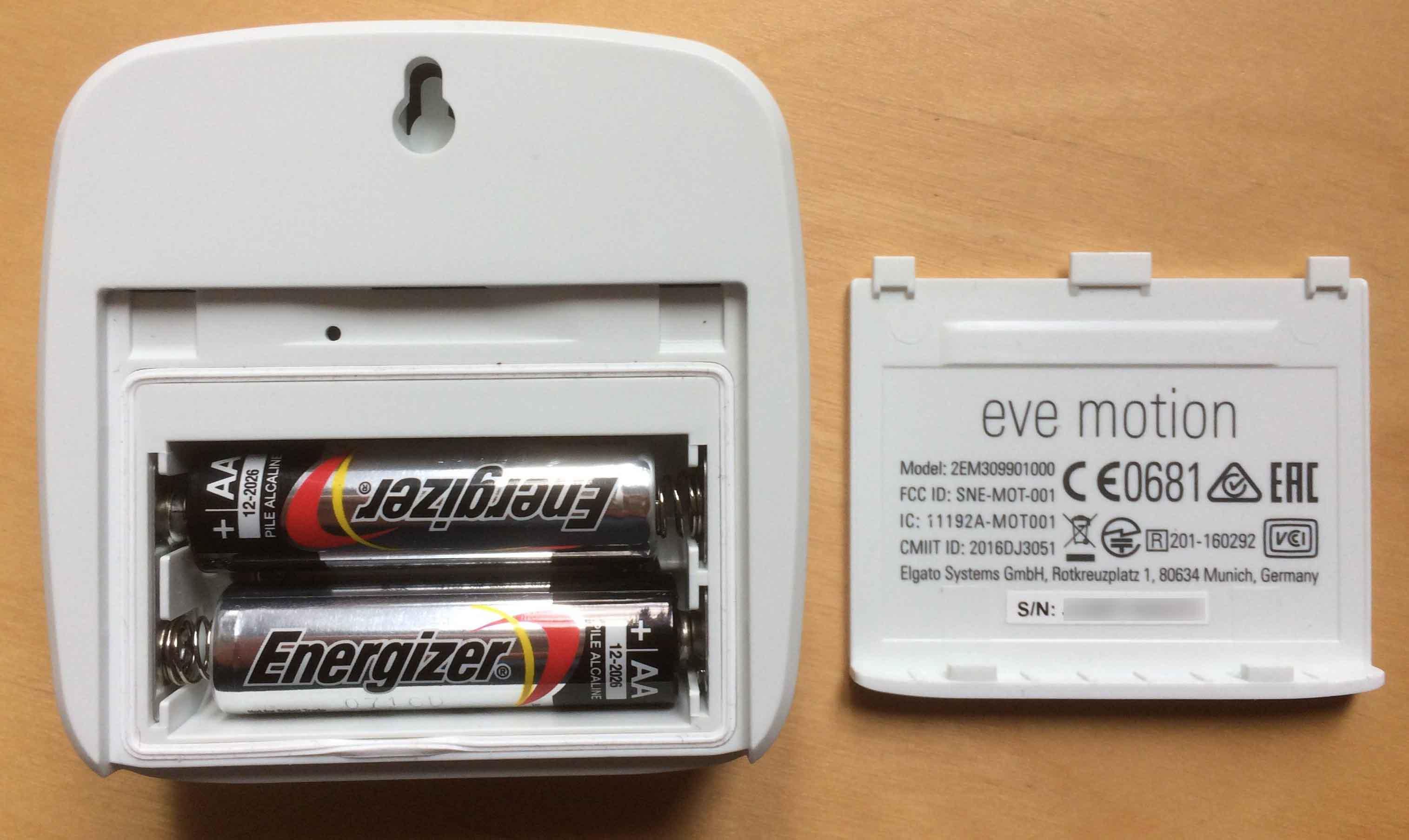 EVE-5 Présentation du capteur de mouvement EVE Motion de Elgato avec HomeKit