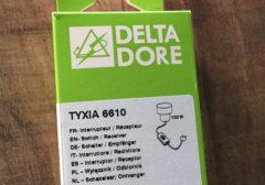 Test de l'interrupteur d'éclairage d'appoint DeltaDore