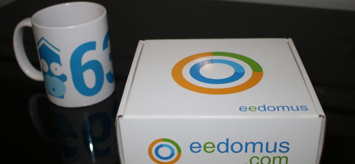 Notre Veille : Eedomus – Box Domotique Réception et Déballage