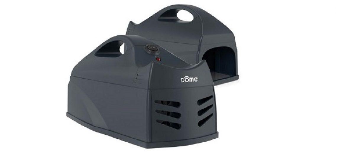 Notre Veille : Le piège à souris Z-Wave de Dome : DMMZ1
