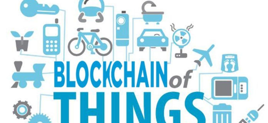 Notre Veille : Blockchain et IOT, des perspectives intéressantes