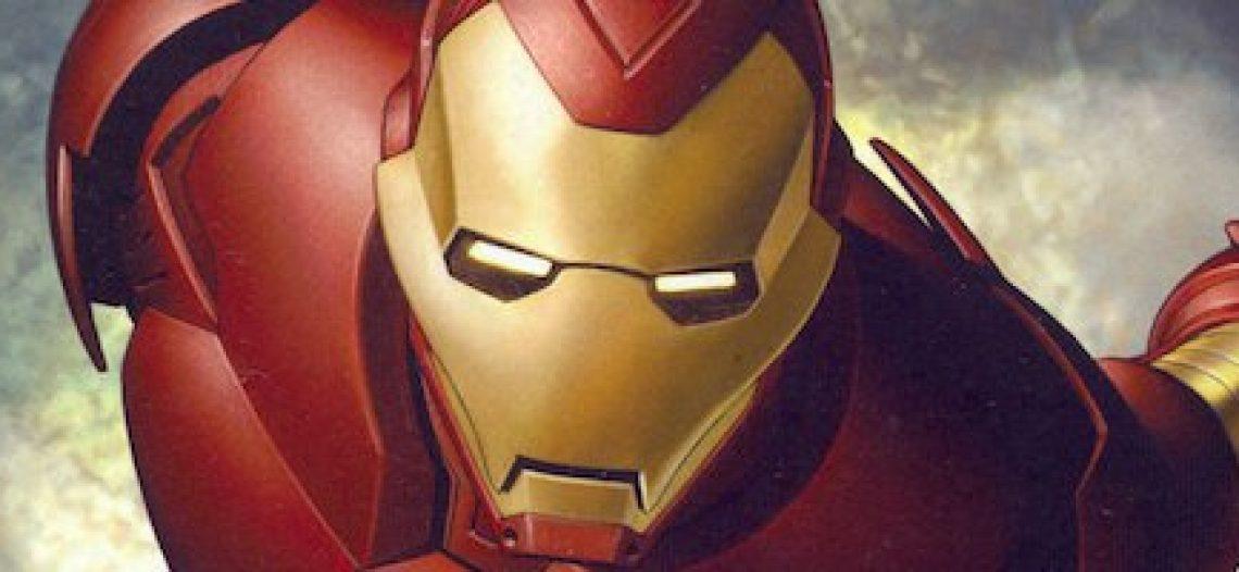 Notre Veille : Iron man existe et il est anglais