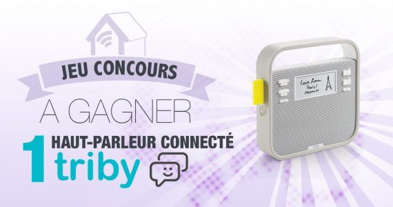 notre-veille-concours-gagnez-un-haut-parleur-connecte-triby Notre Veille : #CONCOURS: gagnez un haut parleur connecté Triby
