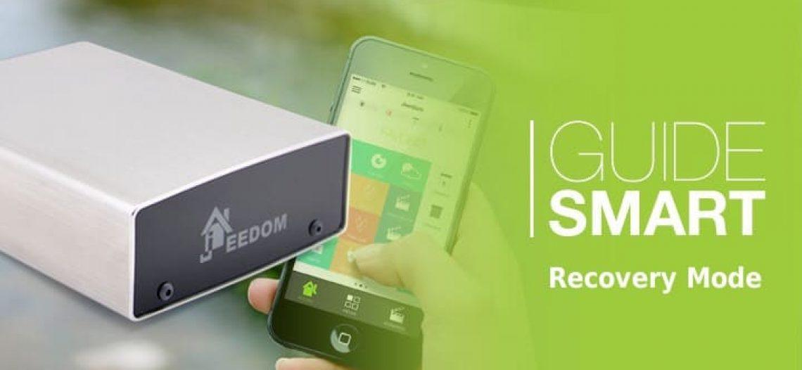 Notre Veille : Le Recovery mode (Système de restauration USB) – Blog Jeedom