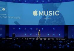 Notre Veille : Spotify et Apple Music disponibles dans Facebook Messenger, pour quoi faire ?