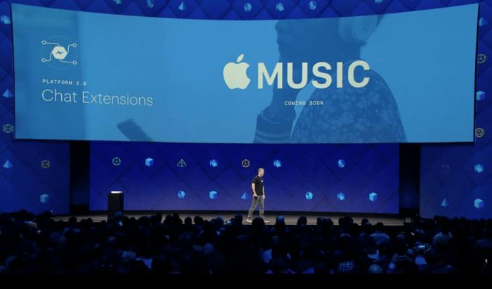 notre-veille-spotify-et-apple-music-disponibles-dans-facebook-messenger-pour-quoi-faire Notre Veille : Spotify et Apple Music disponibles dans Facebook Messenger, pour quoi faire ?