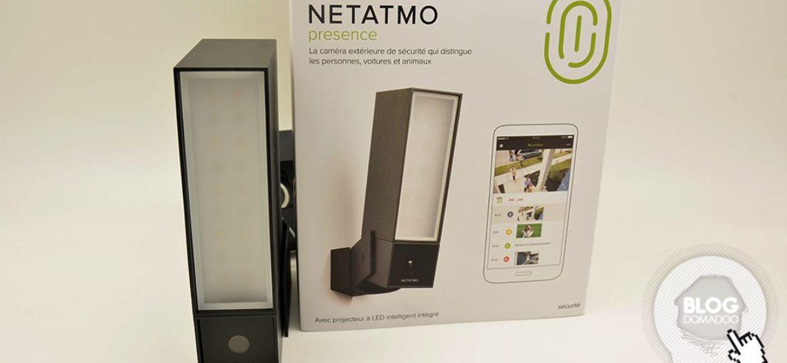 Notre Veille : #Test de la caméra extérieure Netatmo Presence