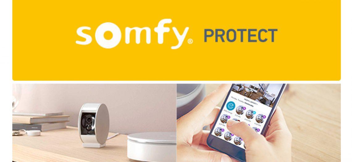 Notre Veille : MyFox devient Somfy Protect, caméra Somfy One à venir prochainement