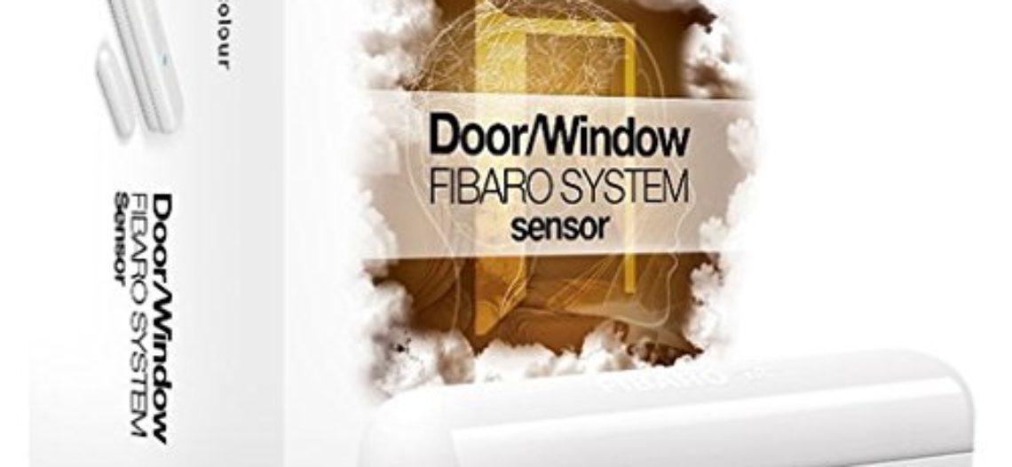 [Bon Plan Fibaro] Fibaro FGK-101 Zw5 Détecteur ouverture de Porte/Fenêtre Blanc