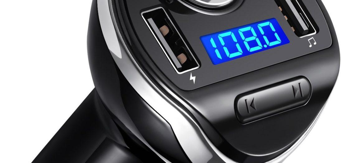 Notre Veille : Transmetteur FM Bluetooth Multifonctions T20 – Déballage Test Avis