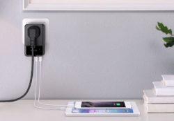 Notre Veille : Aukey PA-S12: une multiprise Usb à recharge rapide pour nos smartphones et tablettes