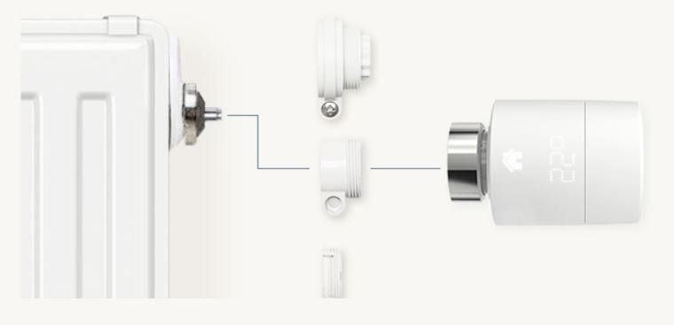 Tado-2 Test des têtes thermostatiques intelligentes TADO – Partie 2
