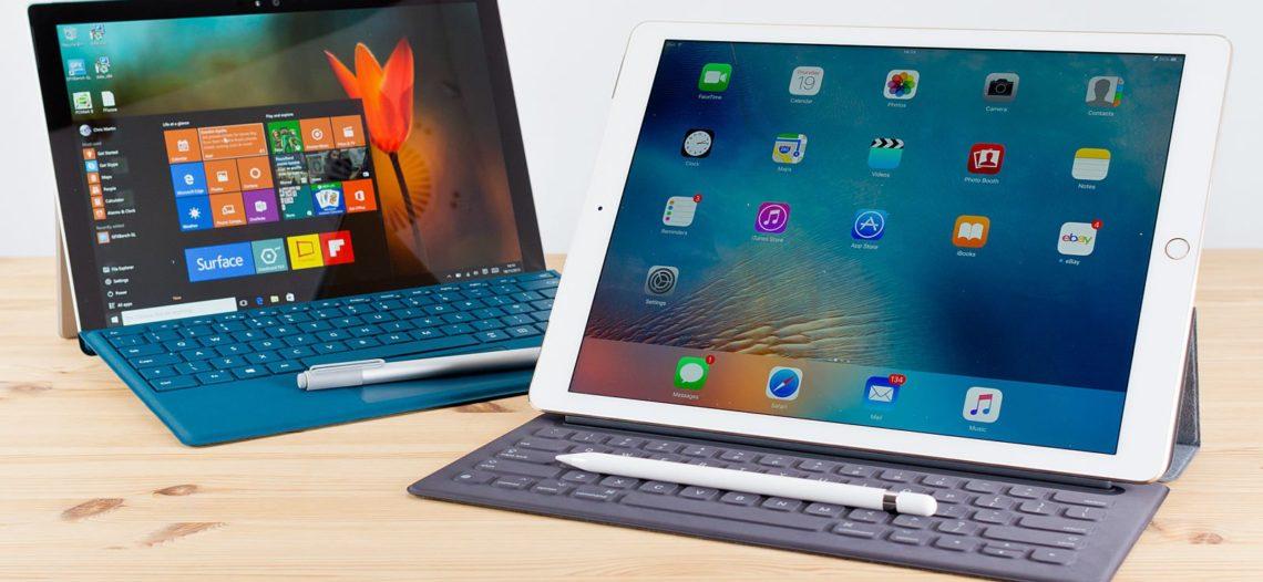 Notre Veille : Apple prépare sa riposte à la gamme Surface avec un iPad sans bords