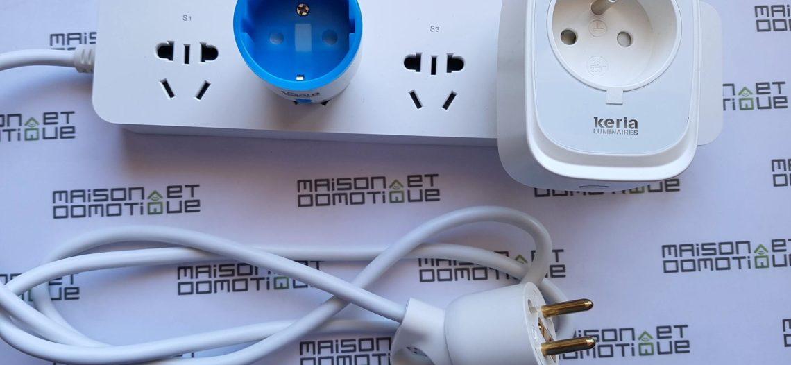 Notre Veille : Broadlink MP1: la multiprise Wifi à moins de 20€, compatible Jeedom