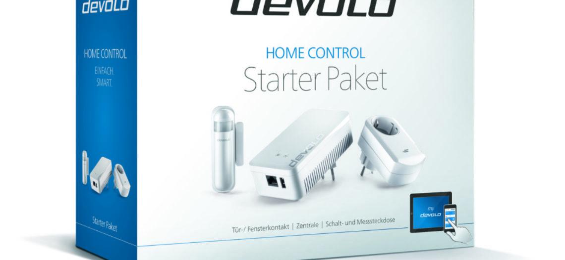 Terminé ! Jeu concours : Gagner le pack Home Control de chez Devolo !