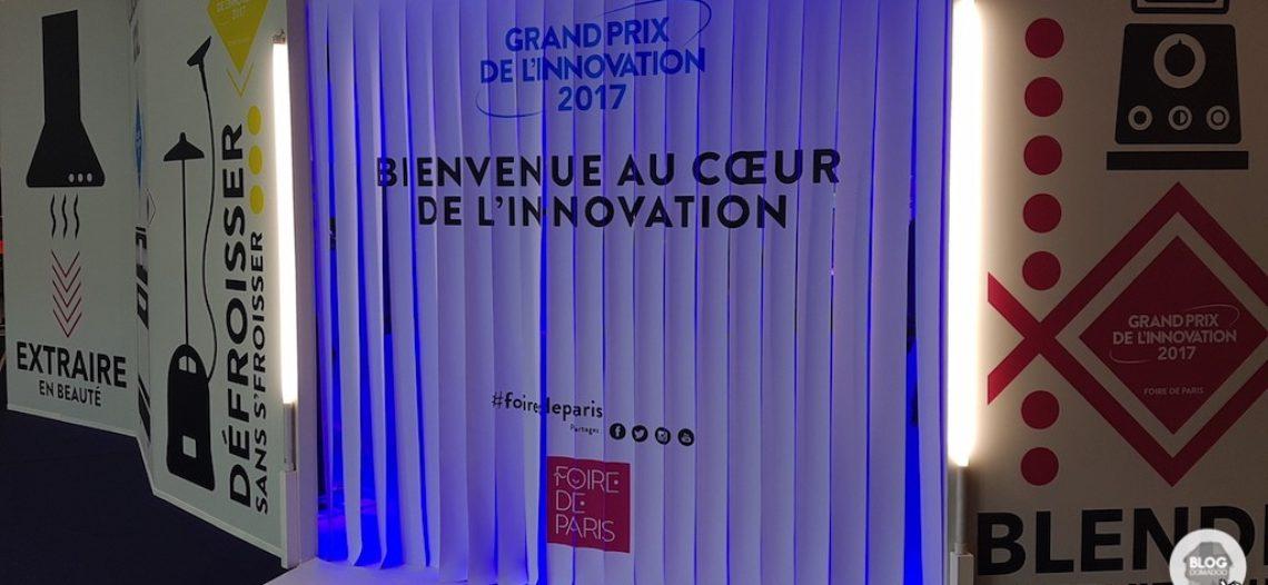 Notre Veille : Foire de Paris 2017: la maison connectée au grand prix de l'innovation