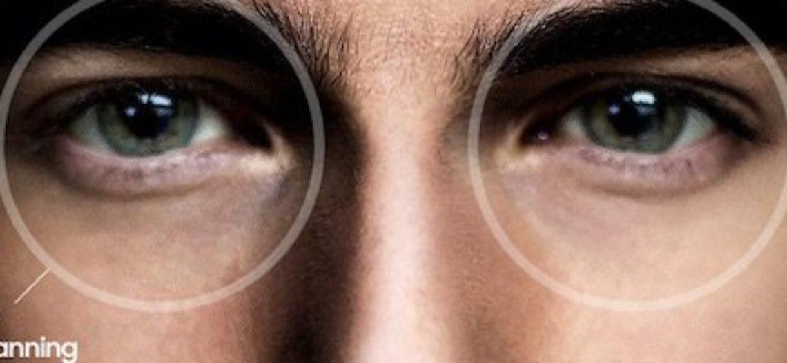 Notre Veille : Le scanner d'Iris du Samsung Galaxy S8 déjoué avec une simple photo