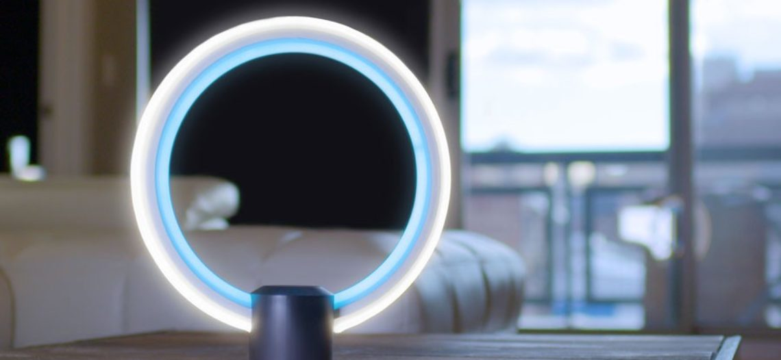 Notre Veille : General Electric présente la C, une lampe connectée sous Alexa