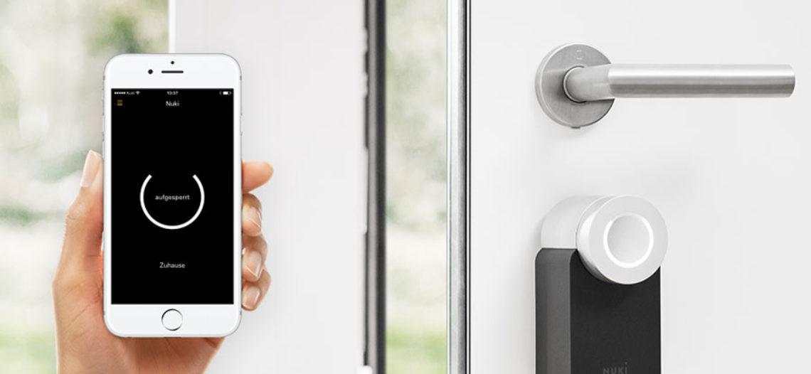 Notre Veille : La serrure connectée Nuki Smart Lock désormais disponible