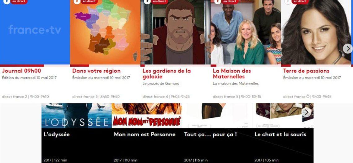 Notre Veille : france.tv remplace Pluzz et réunit toutes les vidéos disponibles