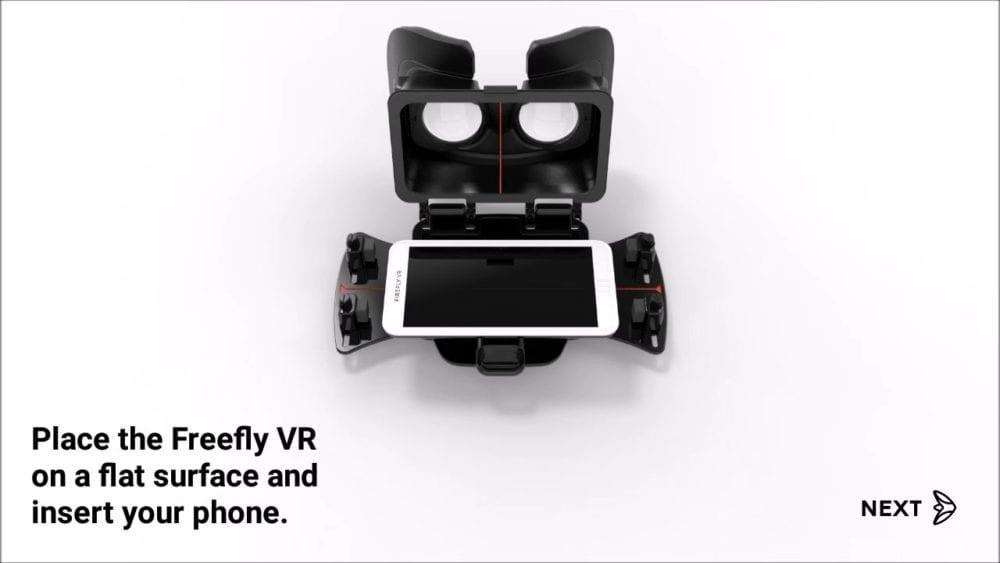 11-1 Présentation et test du casque VR Freefly Beyond