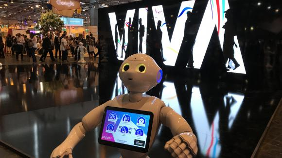 12687985 Retour sur la salon Vivatechnology 2017 de Paris